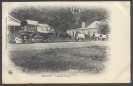 Lessouto - L'Ancien Wagon - Edit. Missions Évangéliques De Paris - Voir 2 Scans - Lesotho
