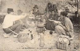 13 MARSEILLE - Au Cabanon  La Bouillabaisse - Non Classificati