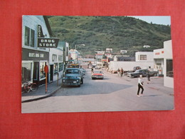 Main Street Drug Store  Kodiak Alaska  -ref 2930 - United States