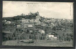CPA - LAGUIOLE - Vue Générale - Laguiole