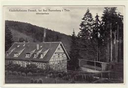 39016366 - Kinderheilstaette Finneck, Bei Bad Rastenberg I. Thuer. Mit Schweizerhaus Gelaufen. Gute Erhaltung. - Deutschland