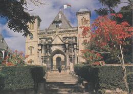 MADAGASCAR - Antananarivo - L'entrée Du Palais De La Reine - Madagascar
