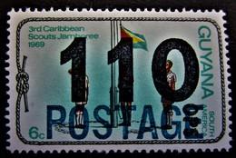 B2403 - Guyana - 1981 - Mich. 24 - MNH - Guyana (1966-...)
