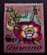 B2404 - Guyana - 1982 - Mich. 757 - MNH - Guyana (1966-...)