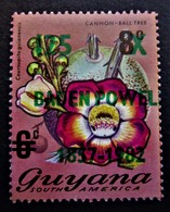 B2405 - Guyana - 1982 - Mich. 756 - MNH - Guyana (1966-...)
