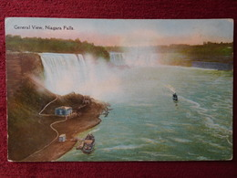 CANADA / ONTARIO - NIAGARA FALLS / TO HUNGARY / 1935 - Niagara Falls