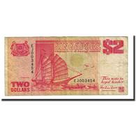 Billet, Singapour, 2 Dollars, Undated (1990), KM:27, TB - Singapour