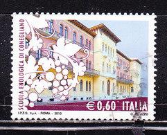 Italia 2010 Conegliano  -Usato - 2001-10: Oblitérés