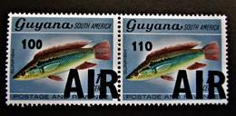 B2420 - Guyana - 1981 - Mich. 648-649 - MNH - Guyana (1966-...)