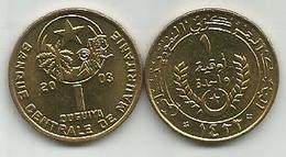 Mauritania 1 Ouguiya 2003. KM#6 UNC - Mauretanien