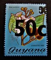 B2424 - Guyana - 1981 - Mich. 635 - MNH - Guyana (1966-...)
