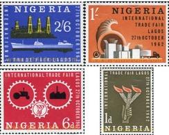 Ref. 45159 * MNH * - NIGERIA. 1962. FERIA INTERNACIONAL EN LAGOS - Nigeria (1961-...)