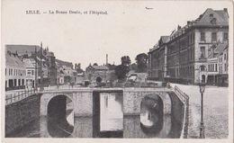 LILLE (59) - La Basse Deule Et L'Hôpital - Lille