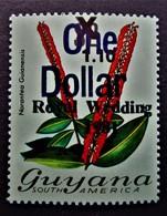 B2436 - Guyana - 1983 - Mich. 985 - MNH - Guyana (1966-...)
