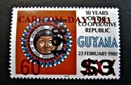 B2437 - Guyana - 1983 - Mich. 957 - MNH - Guyana (1966-...)