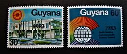 B2438 - Guyana - 1983 - Mich. 959-964 - MNH - Guyana (1966-...)