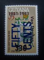 B2441 - Guyana - 1983 - Mich. 933 - MNH - Guyana (1966-...)