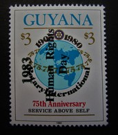 B2443 - Guyana - 1983 - Mich. 1054 - MNH - Guyana (1966-...)