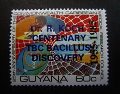 B2445 - Guyana - 1982 - Mich. 867 - MNH - Guyana (1966-...)