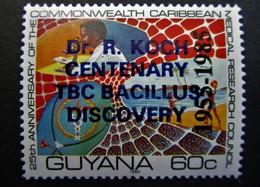 B2446 - Guyana - 1982 - Mich. 867 - MNH - Guyana (1966-...)