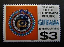 B2447 - Guyana - 1983 - Mich. 1049 - MNH - Guyana (1966-...)