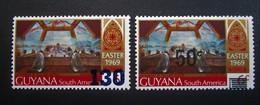 B2463 - Guyana - 1983 - Mich. 940-1116 - MNH - Guyana (1966-...)