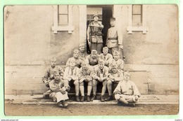 BAR LE DUC , Carte Photo , Caserne Oudinot , 94 ème RI - Bar Le Duc