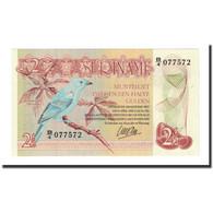 Billet, Surinam, 2 1/2 Gulden, 1985-11-01, KM:119a, NEUF - Surinam