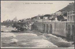 Le Boulevard Front-de-Mer à St-Eugène, Alger, C.1910 - Régence CPA - Algiers