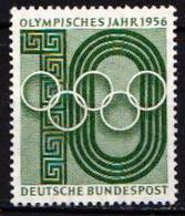 Germany MNH Stamp - Sommer 1956: Melbourne
