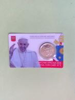 COIN CARD N:9 -2018 - Vatican