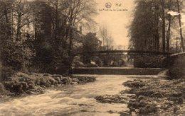 Hal / Halle - Le Pont De La Cascade - Halle