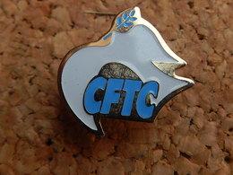 Pin's -  SYNDICAT  - CFTC - Associations