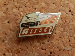 Pin's -  SYNDICAT  - CFDT ALSACE - Associations