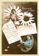 France - Phil@poste - Carte Pré Imprimé (2018) - Petite Poste Du Front - 1914-1918 Hommage Aux Combattants - Documents De La Poste