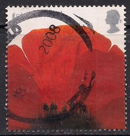 GB 2007 QE2 1st Class Lest We Forget Used Stamp From Mini Sheet ( D1010 ) - Usati