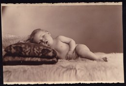 OLD PHOTO CARD BABY - CARTE PHOTO JOLIE BEBE - Abbildungen