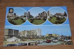 28- Abu Dhabi, U.A.E.  -  Card With Stamp - Kuwait Oil Tanker O.   S.A.K. - United Arab Emirates