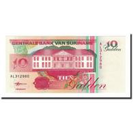 Billet, Surinam, 10 Gulden, 1998-02-10, KM:137b, NEUF - Surinam