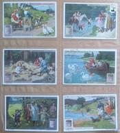 Figurine Liebig - Germania - Sang. 991 - Divertimenti D'Estate - 1910 - Liebig
