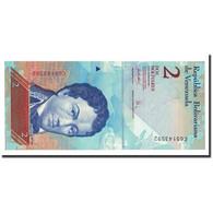 Billet, Venezuela, 2 Bolivares, 2007-03-20, KM:88a, NEUF - Venezuela