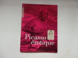 Livre De 66 Pages Sur Picasso érotique Par Connaissances Des Arts. - Books, Magazines, Comics