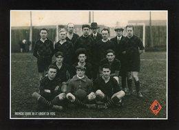 Première équipe Du Fc Lorient En 1926 - Fussball