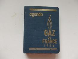 Livre-Agenda De 199 Pages Sur Gaz De France De 1956. - Books, Magazines, Comics