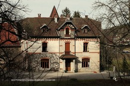 Pontarlier (25) -Château De Sandon (Edition à Tirage Limité) - Pontarlier