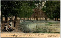 28 MONTAINVILLE - L'étang De Grimoux - Autres Communes