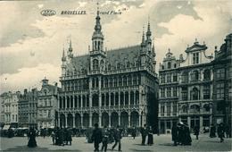 BRUXELLES Grand'Place VPF Déposé - Marktpleinen, Pleinen