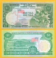 Western Samoa 1 Tala P-19 1980 UNC - Samoa