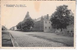 Albertplaats En Klooster Karmel - Leopoldsburg
