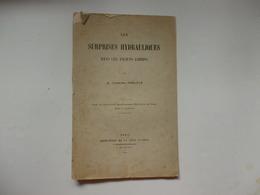 Fascicule De 11 Pages Sur Les Surprises Hydrauliques Dans Les Anciens Jardins Par M. Georges Gibault En 1914. - Books, Magazines, Comics